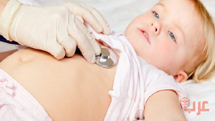 مرض القلب عند الاطفال
