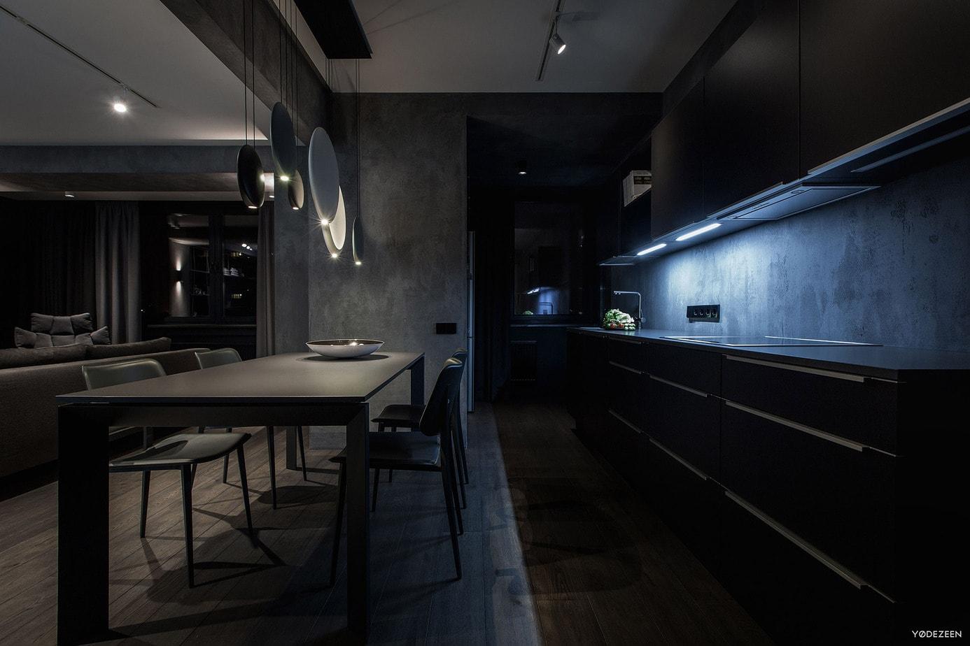 الظلام في البيت في المنام