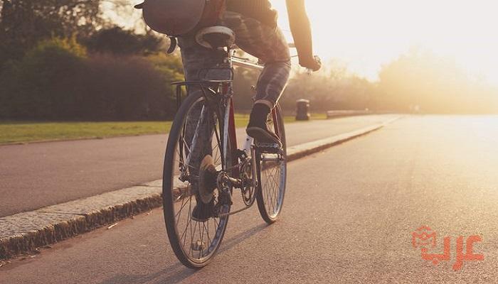 رؤية ركوب الدراجة في المنام