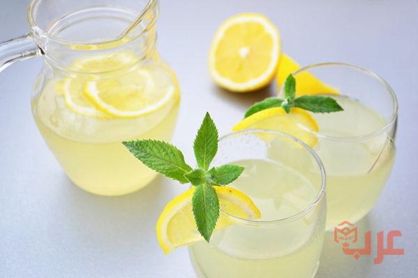تجربتي مع الماء والليمون للتنحيف آمنة ومضمونة 100 عرب بوكس