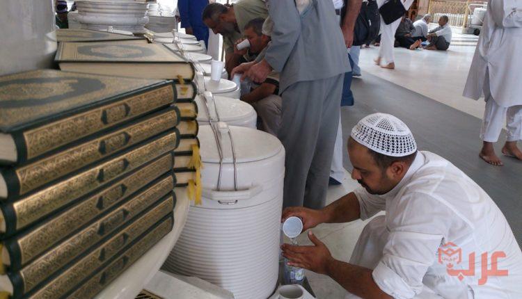 كثرة التبول بعد شرب ماء زمزم ماذا يعني؟