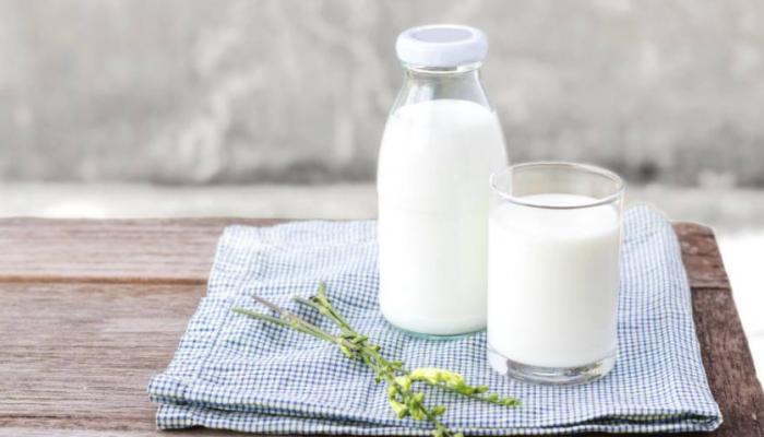 الحليب في المنام
